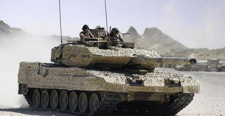 Why is Qatar buying 180 main battle tanks?