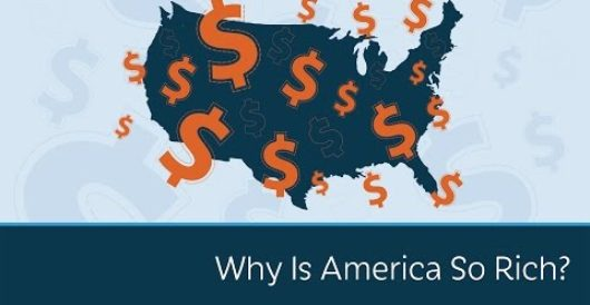Video: Prager U on why America is so rich by LU Staff