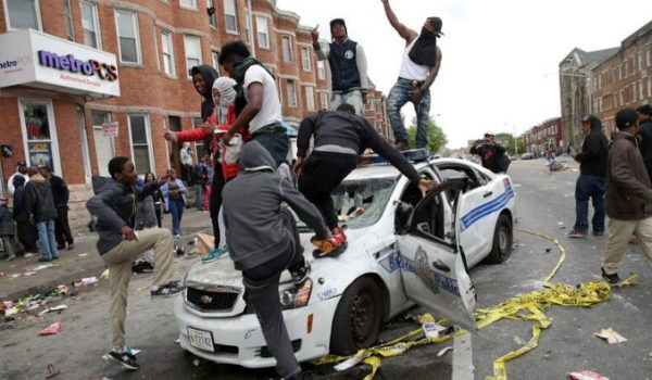The media will never understand the riots as long as they insist on calling them 'protests' by Benny Huang