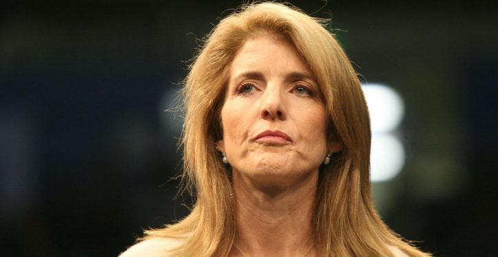 Move over, Hillary: Caroline Kennedy is waiting in the wings