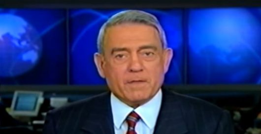 Tweet of the Day: 'Iconic broadcaster' Dan Rather? by Ben Bowles