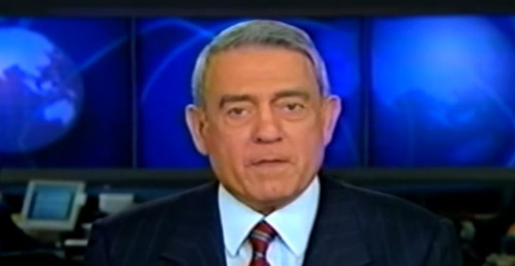 Did Dan Rather also lie about his own military record?