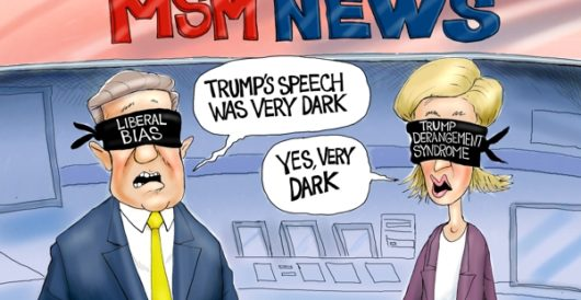 Cartoon of the Day: Tales from the Dark Side by A. F. Branco