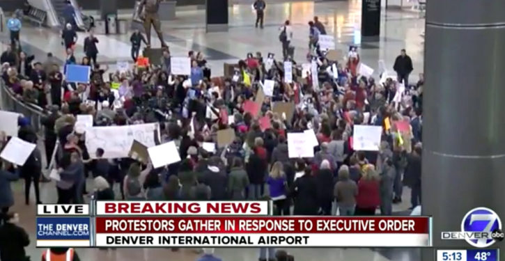 The hysteria over Trump's nonexistent 'Muslim ban' grows by the minute