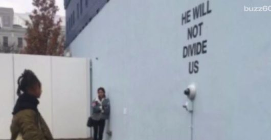 Shia LaBeouf arrested after he lays hands on another counter-protester by Ben Bowles