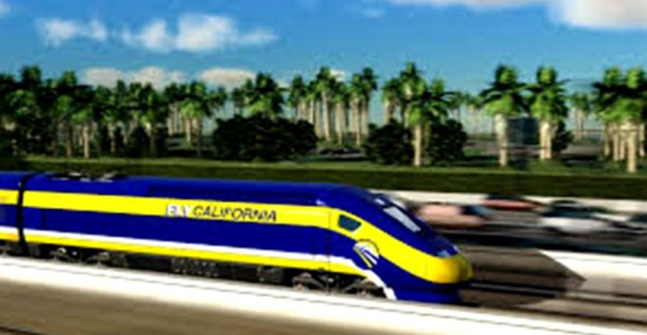 BREAKING: California's Newsom cancels high-speed rail project