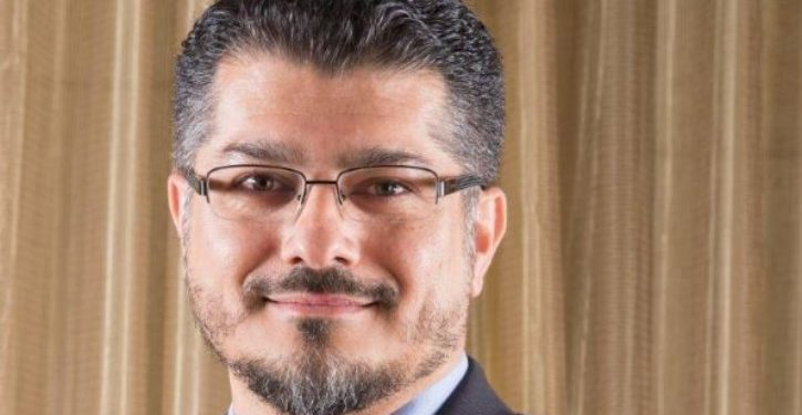 CAIR leader who openly called for overthrow of Trump admin now says he was joking