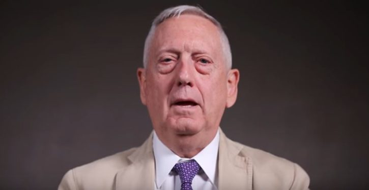 Mattis: Threat of a North Korean nuke attack is 'accelerating'