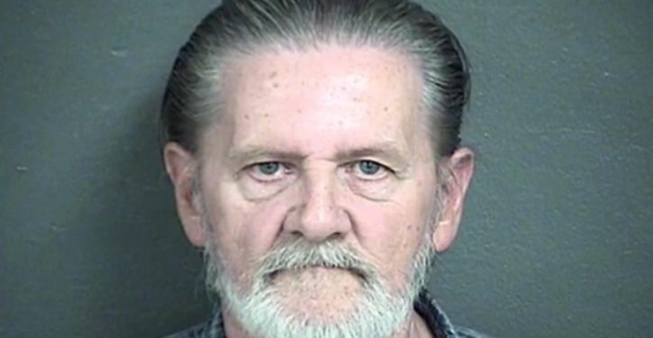 Kansas man, 70, pleads guilty to bank robbery – to get away from his wife