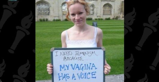 Picture of the Day: 'I need feminism because…' by LU Staff