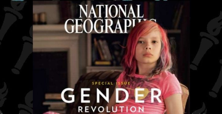 Pediatricians condemn National Geographic over 9-year-old 'trans' child on January cover