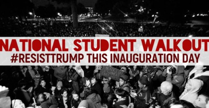 Rhode Island high school reschedules midterms for anti-Trump walkout