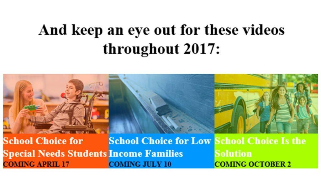 Prager U school choice 2