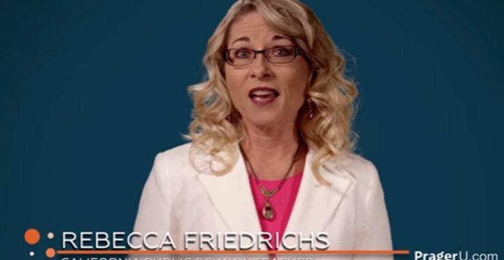 Video: Good teachers want school choice