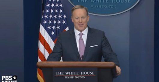 CNN breaks latest Trump scandal: Russian-dressing-gate by Howard Portnoy