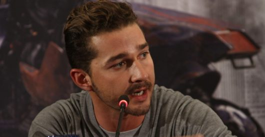 Shia LaBeouf called a bartender at a bowling alley racist for refusing to serve him WHAT? by Howard Portnoy