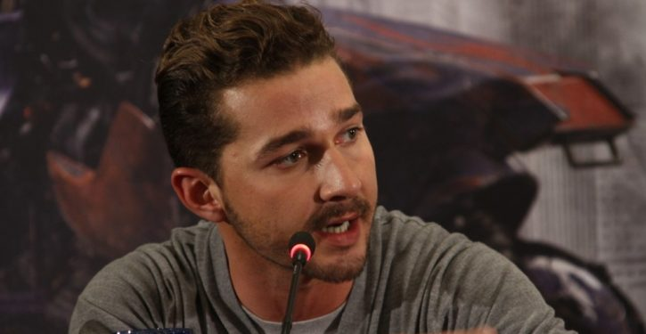 Shia LaBeouf called a bartender at a bowling alley racist for refusing to serve him WHAT?