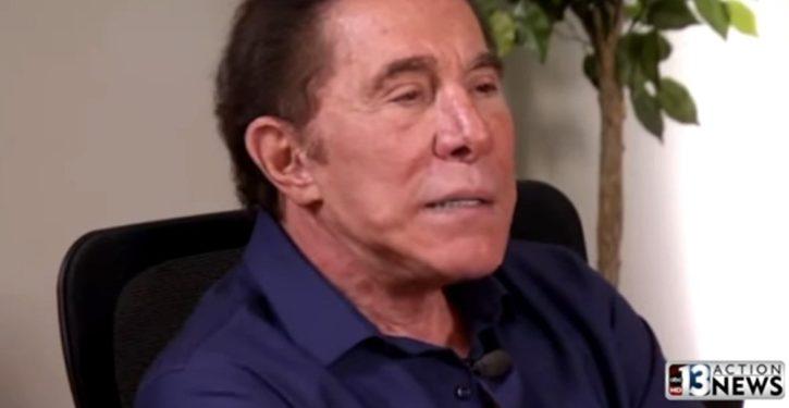 Casino mogul Steve Wynn said to be pick for RNC Finance chair