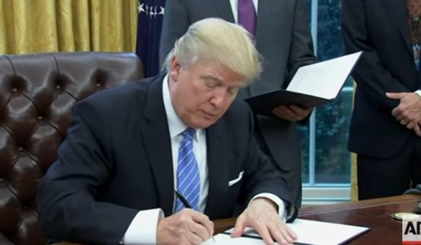 Trump tips his hand on Paris climate accord decision, tells confidants he's pulling out by LU Staff