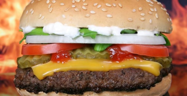 Fast food worker accused of substituting menstrual blood for ketchup on customer's burger