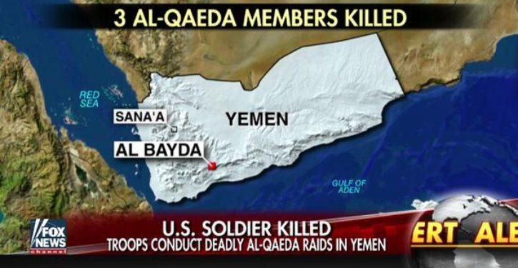 U.S. service member killed in first Trump terror raid