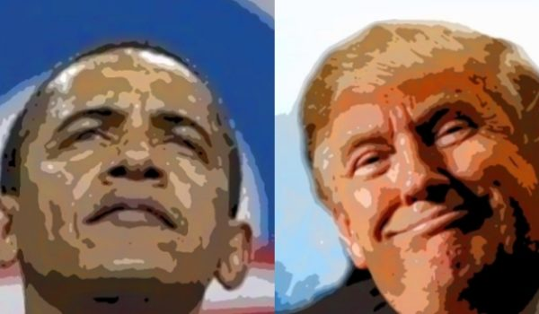 Why Obama could be Trump's reelection role model by Myra Kahn Adams