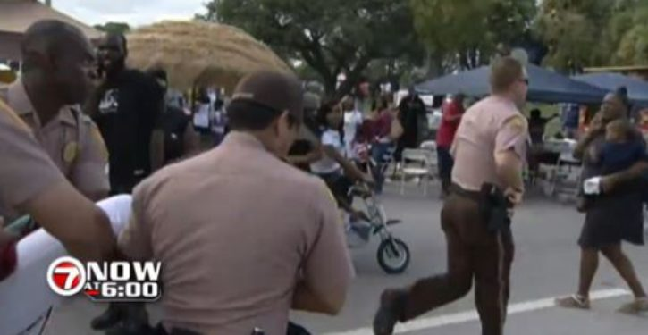 8 shot at Martin Luther King Jr. Memorial Park in Miami on MLK Day