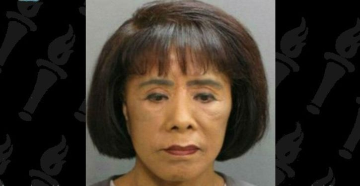 Florida woman arrested for prostitution; her age?