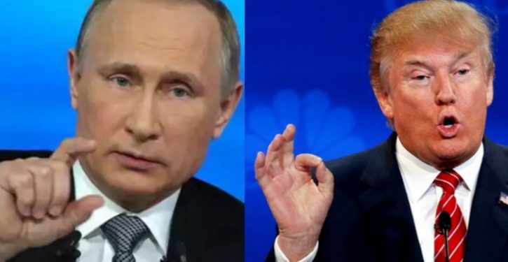 In phone call with Putin, Trump reportedly 'denounces' New START treaty as a bad deal