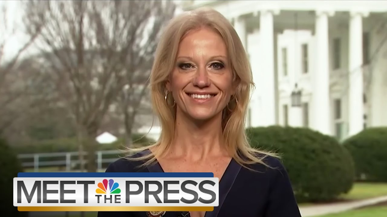 Caught! Kellyanne Conway voted by mail in 2018