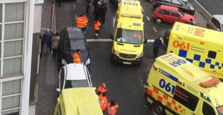 Gunman screaming 'Allahu Akbar' opens fire in Spanish supermarket