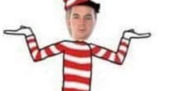 Fugitive taunts police by changing Facebook profile of himself to Where's Wally