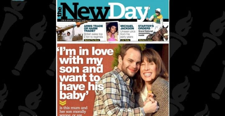 Love story: Mom falls in love with her son, plans to have children with him