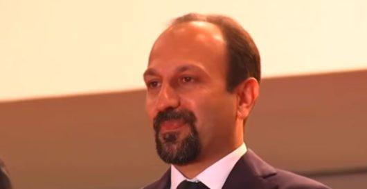Iranian filmmaker who boycotted Oscar awards wins anyway, disses U.S. in proxy speech by Joe Newby