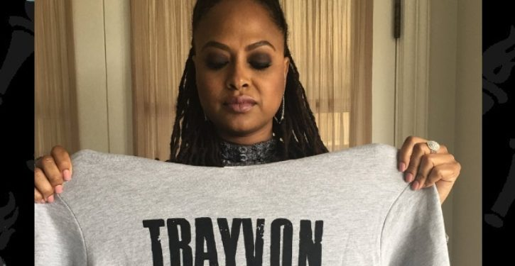 Celebrities honor Trayvon Martin five years after his death by wearing hoodies at Academy Awards