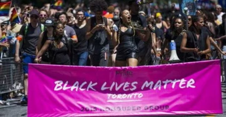 Toronto cops to pull out of annual gay pride parade in accordance with BLM demands
