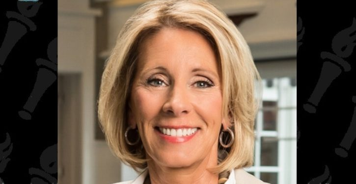 Tonight Show's ugly send-up of Ed Sec. Betsy DeVos tells more about them than it does about her