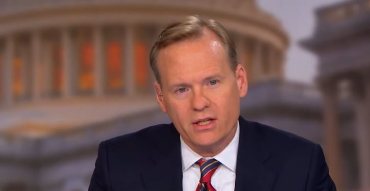 CBS's John Dickerson admits Donald Trump didn't ruin the press's reputation, 'we did that ourselves'