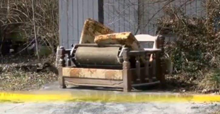 75-year-old woman found molded to chair in Ohio; rescuers forced to wear hazmat suits