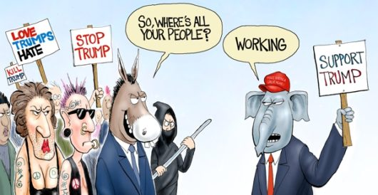 Cartoon of the Day: Does size matter? by A. F. Branco