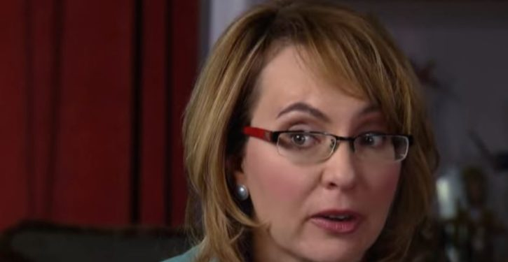Gabby Giffords: Toddlers with guns more dangerous than refugees