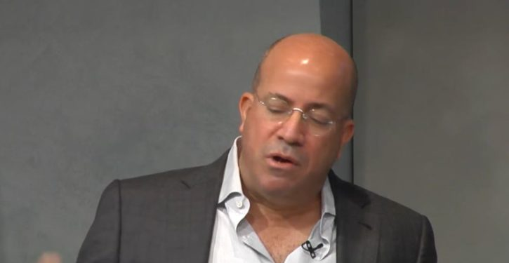 CNN chief Jeff Zucker: 'Trump has hurt our perception among Republicans'
