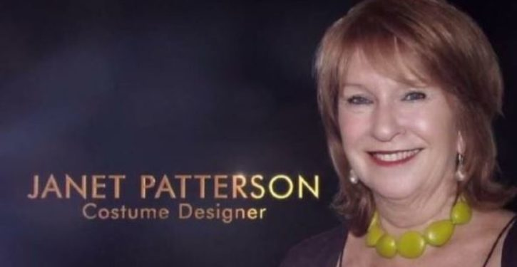 In memorial to costume designer who died, Oscars displays photo of 'very much alive' producer