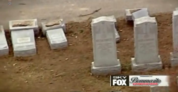 Muslim community organizes effort to repair damaged Jewish cemetery near St. Louis