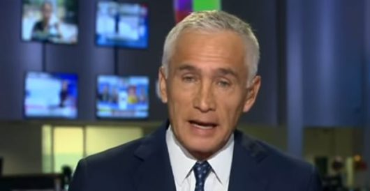 Univision's Jorge Ramos says it's OK for illegals to use fake IDs: His justification? by Ben Bowles