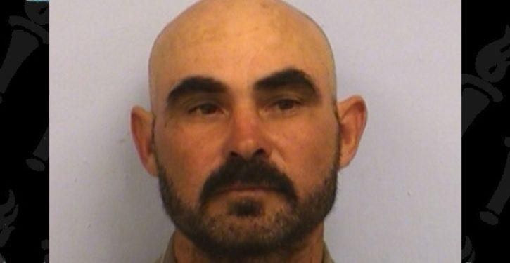 Illegal alien deported after serving time for homicide arrested for raping mom in front of toddler