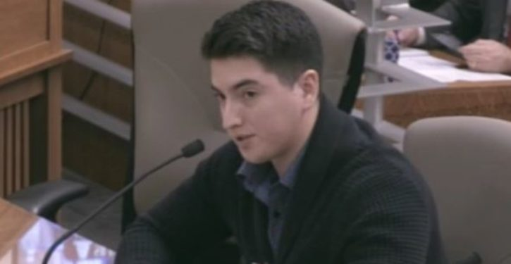 California State Senate leader: 'Half my family' here illegally