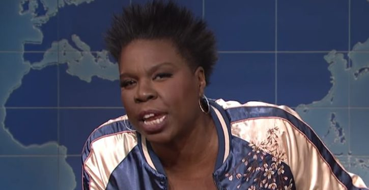 SNL's Leslie Jones ridicules white women who support Black Lives Matter