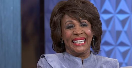 Maxine Waters calls Trump admin 'scumbags,' accuses them of attempting to resurrect Soviet Union by Joe Newby
