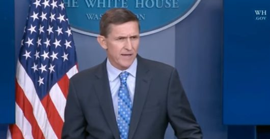 Judge rejects prosecutors' effort to change Flynn to 'co-conspirator' in Turkish lobbying case by Daily Caller News Foundation